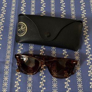 Faux Ray-Ban Wayfarer Sunglasses
